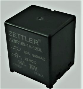 Solar inverter solutions including scalable battery storage options are becoming increasingly popular. One of the application challenges in these systems is to connect/disconnect the battery block to/from the inverter's control circuitry. A major clean home automation company approached Zettler seeking a solution that required switching of a 125 VDC battery while carrying load and charge currents of up to 50 Amps. Typically this would be an application scenario for high power DC contactors. In close cooperation with customer engineering, Zettler's team found an appropriate solution through reduction of the switching current down to 1.5 Amps by means of smart software controls. This measure fully enables AZSR165, a cost-effective solar AC relay, to fulfill the requirements of switching the DC path. This elegant application-extension for one of many Zettler AC solar relays provided significant cost savings compared to the use of a DC contactor. As an authorized distributor for ZETTLER, Heilind Asia provides ZETTLER's products and also value added services. Heilind Asia supports both original equipment and contract manufacturers in all market segments of the electronics industry, stocking products from the industry's leading manufacturers in 25 component categories, with a particular focus on interconnect, electromechanical, fastener/hardware and sensor products.