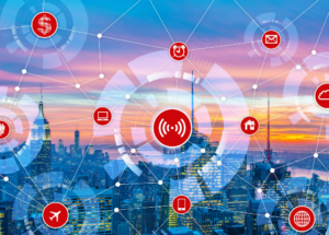 The Internet of Things, The next mega trend