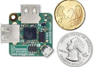 New microcontroller-based dual USB platform