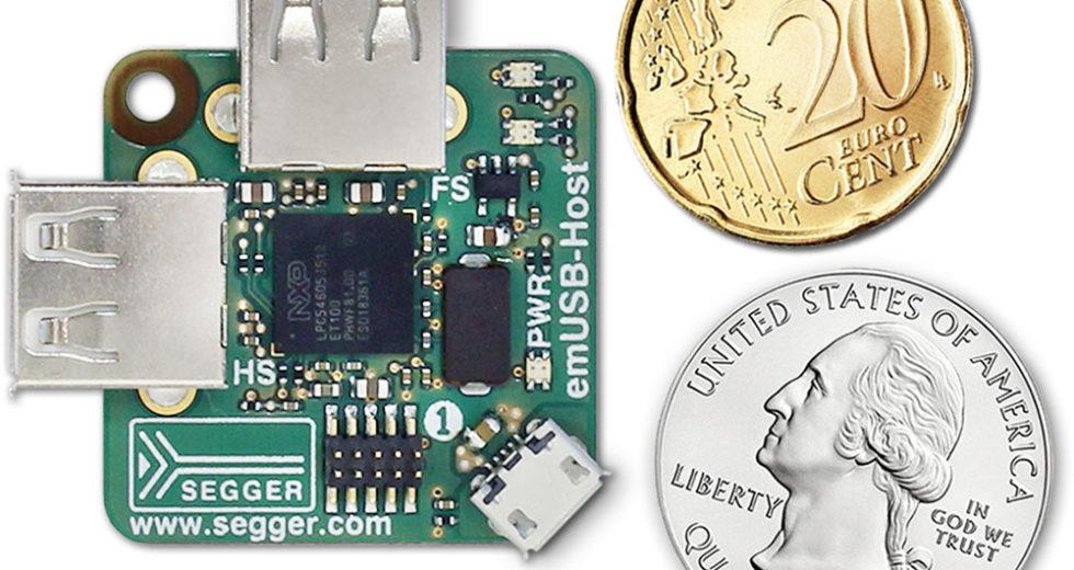New microcontroller-based dual USB platform
