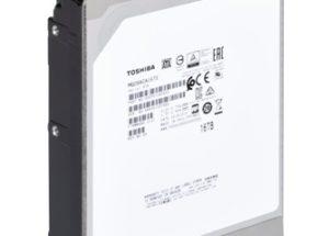 Toshiba Announces 16TB MG08 Series Hard Disk Drives