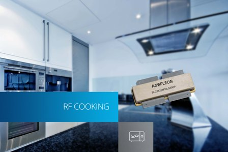 High power RF transistor targets industrial and professional RF energy applications