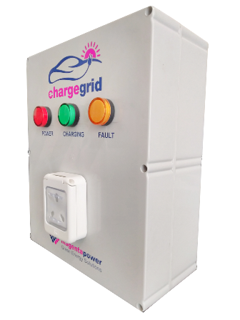 """Magenta Power announces """"ChargeGrid Pro"""" AC Charger Series, making EV more accessible to Households and Offices"""