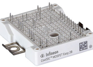 Infineon extends its portfolio of CoolSiC™ MOSFET power modules for UPS and energy storage applications