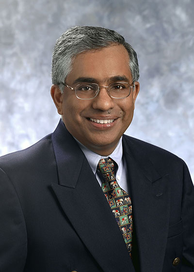 Mr. Ganesh Moorthy, COO and President, Microchip Technology