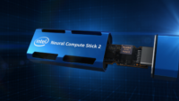 Intel's Neural Compute Stick 2 brings greater intelligence to network edge devices, available from Rutronik UK