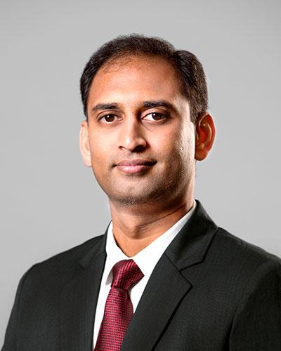 Mr. Anand Thirunagari, Genetec Inc