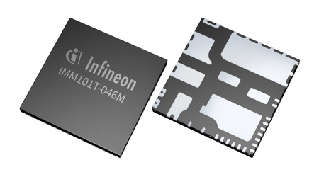 iMOTION™ IMM100 series from Infineon reduces PCB size and R&D efforts significantly
