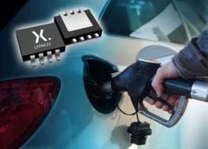 Nexperia launches 40 V low RDS(on) automotive MOSFETs in a 3×3 mm footprint for demanding powertrain applications