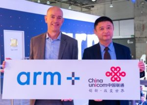 Arm and China Unicom sign partnership agreement to drive IoT adoption in China