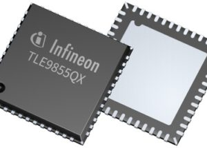 Infineon TLE985x: new Embedded Power series for automotive applications