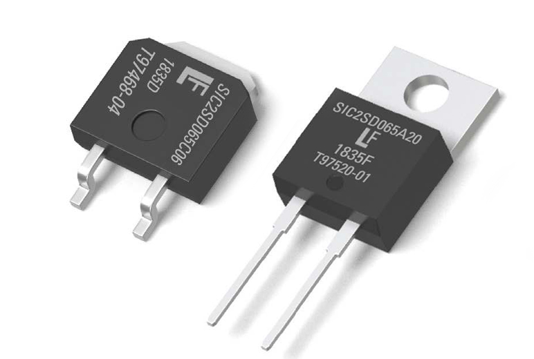 Littelfuse GEN2 650V SiC Schottky Diodes Offer Improved Efficiency, Reliability and Thermal Management
