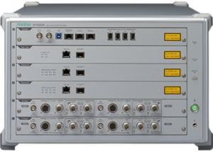 Anritsu's MT8000A 5G Tester Contributes to Verify the Advanced Technologies of MediaTek's 5G Modem