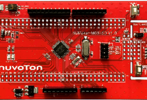 Nuvoton rolls out brand new M031/32 microcontroller series