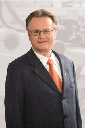 Andreas Lapp, Chairman of the Board of LAPP Holding AG and Member of the Board for Marketing and Sales