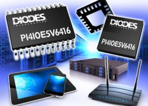 GPIO Port Expander From Diodes Incorporated Provides I2C Interface And Level Shifting For Any Peripheral