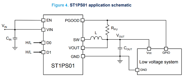 Fig.4 st1ps01 appl.schematic