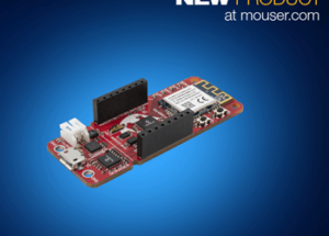 Microchip's PIC-IoT WG Development Board, Now at Mouser, Seamlessly Connects Embedded Applications to Google Cloud