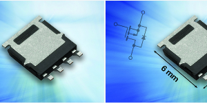 Vishay Intertechnology AEC-Q101 Qualified -30 V and -40 V P-Channel MOSFETs Use 50 % Less Space Over DPAK, Increase Board-Level Reliability