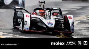 Mouser-Sponsored Formula E Team Returns to Mainland China
