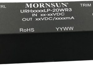 20W isolated DC-DC converter in DIP package Ultra-wide input, regulated single output