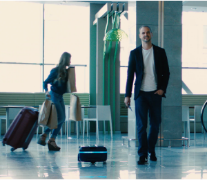Robotic Suitcases Solve Several Travel Headaches
