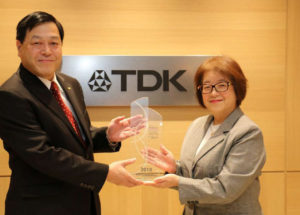 TDK once again among the world's 100 most innovative companies