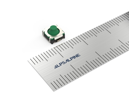 Alps Alpine Adds New Series to Automotive TACT Switch™ Lineup