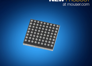 Mouser offers Maxim's MAX77860 Switch-Mode Buck Charger for Portable Equipment and Mobile Devices