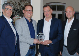 Avnet Silica named 'Distributor of the Year' by ON Semiconductor for third year in succession