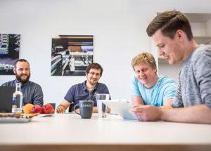 Viscom Takes First Positive Interim Stock of New Technologies Team