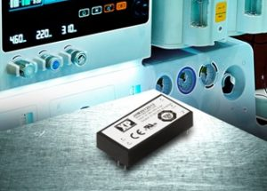 Medical, 2 x MOPP, DC-DC converters simplify development of safety-critical medical devices