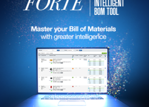 Mouser's Revolutionary BOM Tool, FORTE, Gives Engineers and Buyers More Power to Select and Purchase