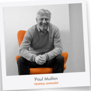 Paul Mullen, GM at Anders, Puts the Future of Displays, On Display!