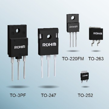 ROHM's New PrestoMOS™ Series of 600V Super Junction MOSFETs Enables Improved Energy Savings for Inverters in AC Systems
