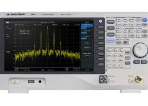 B&K Precision Expands Spectrum Analyzer Product Line
