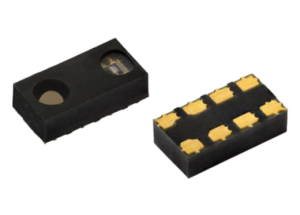 Vishay's new VCNL4040 fully integrated proximity and ambient light sensor in ultra-compact SMT package     now available at TTI