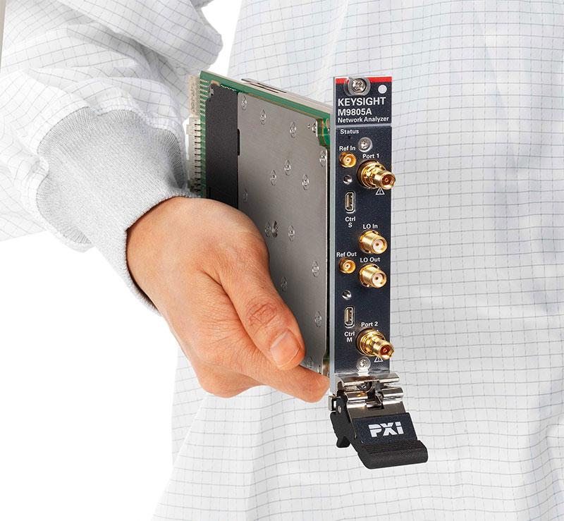 Keysight-2-port-M9805A-PXI-Module