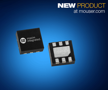 Mouser Now Stocking Maxim DS28E39 and DS28E84 DeepCover Authenticators for Medical Device Protection