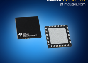 Mouser Electronics Now Stocking Texas Instruments Ultra-Low-Jitter LMK05318 Clock with BAW Resonator