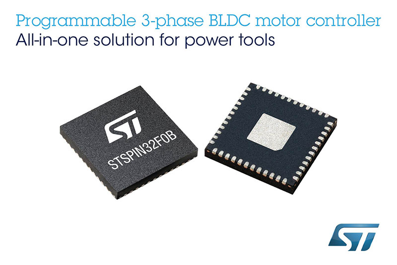 STSPIN32F0B-motor-controller