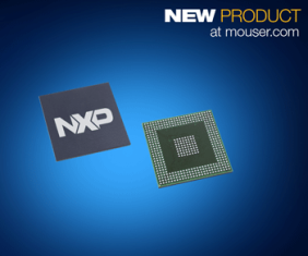Mouser Now Stocking NXP's MPC5777C Power Architecture MCU for Industrial and Automotive Engine Management