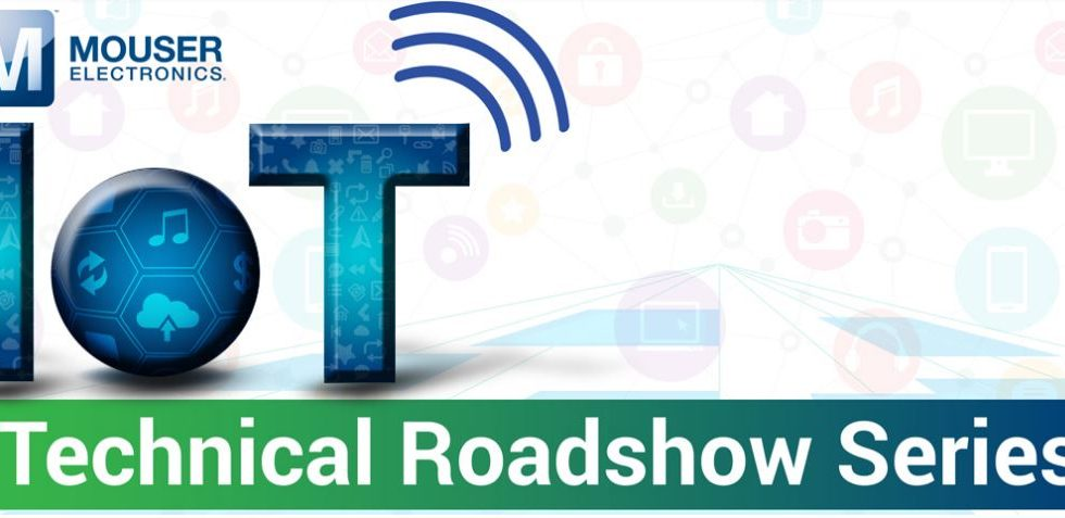 Mouser Electronics Adds Sixth City to IoT Technical Roadshow in India