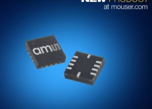 Mouser Electronics Now Stocking Minuscule ams TSL2740 Light and Proximity Sensor