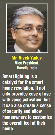 Mr. Vivek Yadav, Vice President, Havells India
