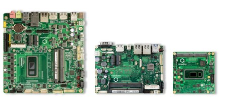 congatec boards with 8th Gen Intel Core Mobile processor and 10+ years availability