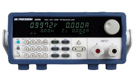 B&K Precision Releases All New 8500B Series Programmable DC Electronic Loads