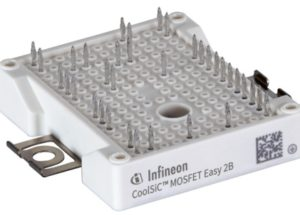 Combining the best of both worlds: CoolSiC™ MOSFET and TRENCHSTOP™ IGBT in Easy 2B package boost system efficiency