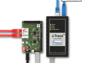SEGGER J-Trace & J-Link support for Hilscher netX90