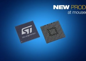STMicroelectronics' STM32MP1 MPUs with Linux Distribution, Now at Mouser, Speeds Development of IoT Applications